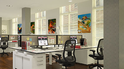 Office Concept Visual